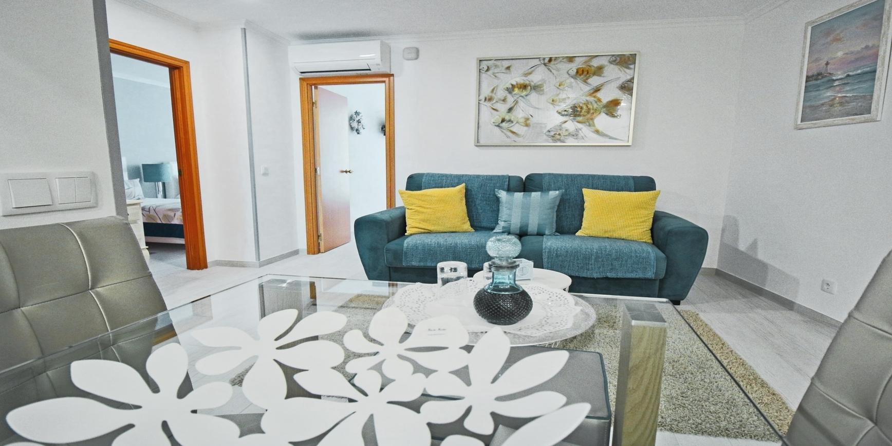 Apartamento 1º Sin Vista al Mar